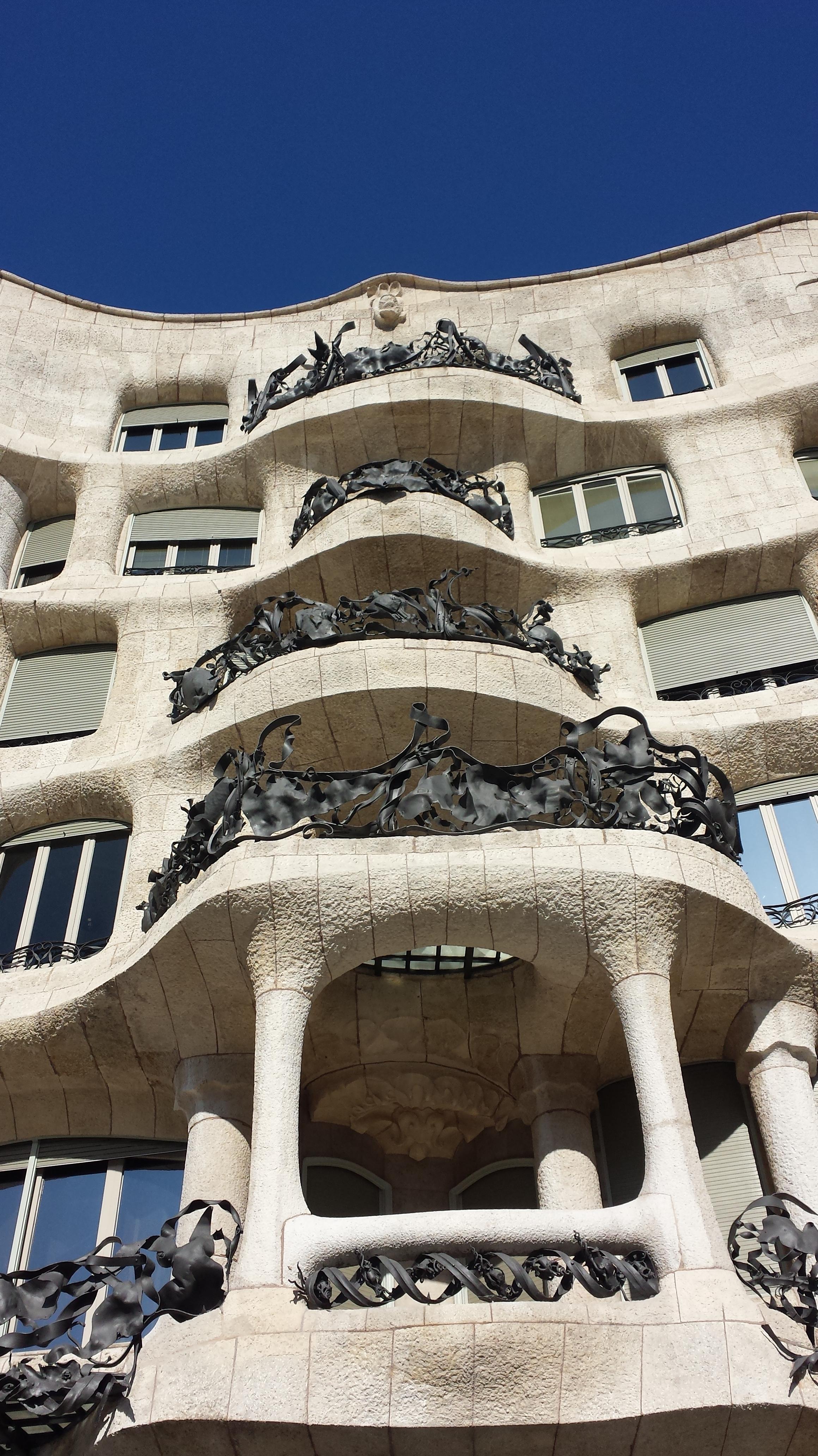 seeing barcelona through gaudí no ticket back