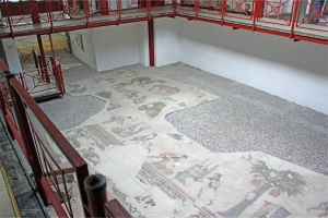 02-05-15 - Great Palace Mosaic Museum