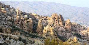 Cappadocia. Photo credit: Frank Kovalchek