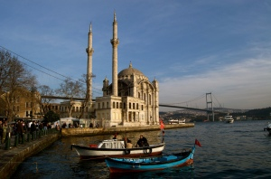 Ortaköy. Photo credit: Carlos Rivera.