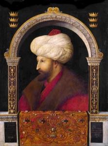 05-25-15 - Mehmet II by Gentile Bellini