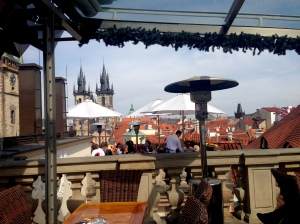 Prague Rooftop Bar