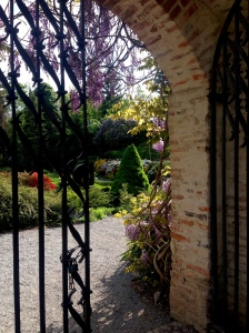 Petrin hill gardens