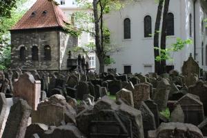 Prague Jewish Cemetary