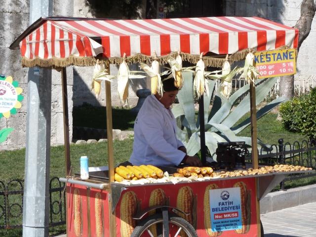 Istanbul-corn